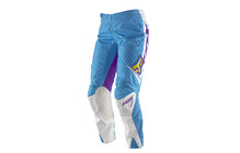 Fox 180 Race Pant Girls blue
